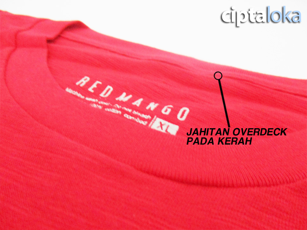 RedMango Cotton Slub Kerah