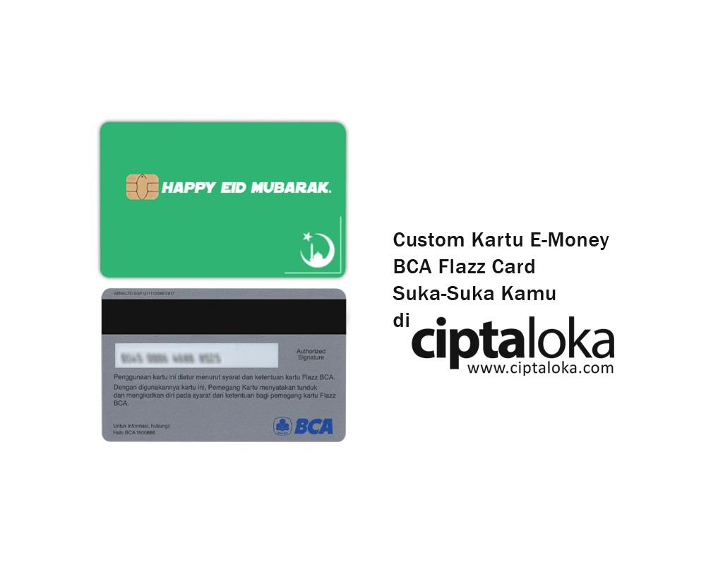 5 Macam Kartu E Money Ini Bisa Kamu Gunakan Untuk Membayar Tol Dan Flazz Bca Gto Card