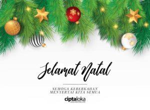 Ucapan Natal Dan Tahun Baru 2019 Ciptaloka Blog