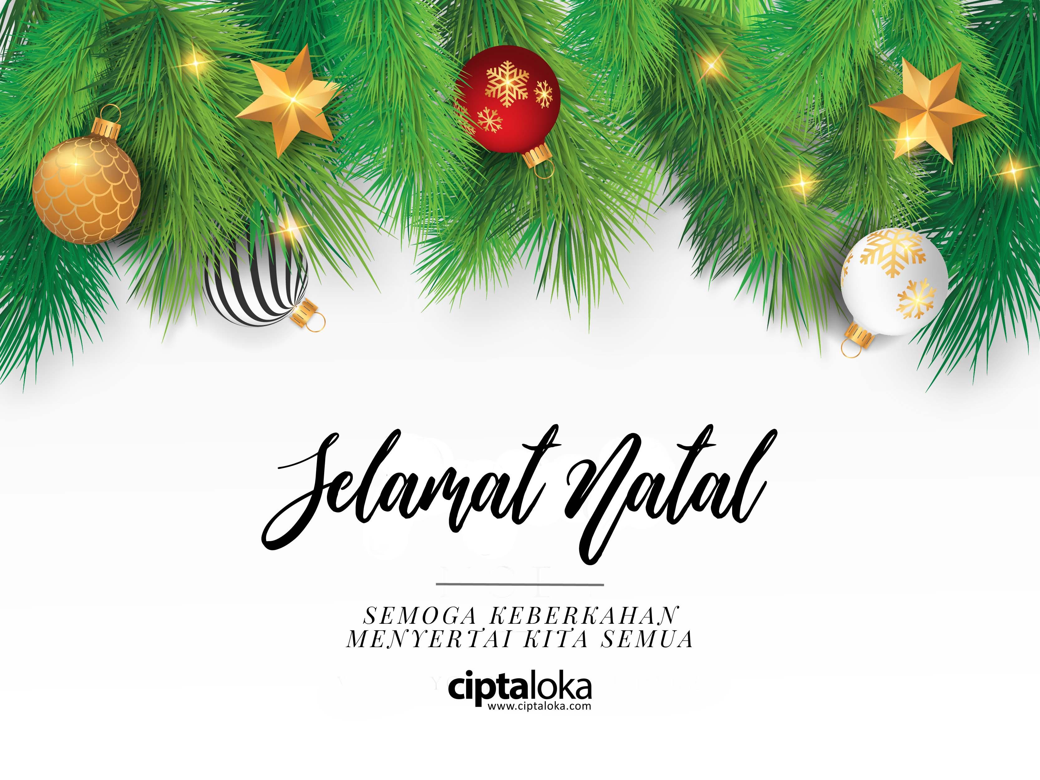 Gambar Dan Ucapan Selamat Natal Cocok Untuk Social Media