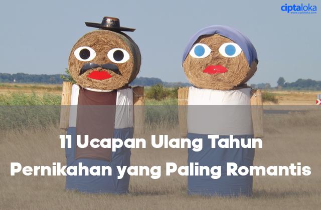 11 Ucapan Ulang Tahun Pernikahan Yang Paling Romantis