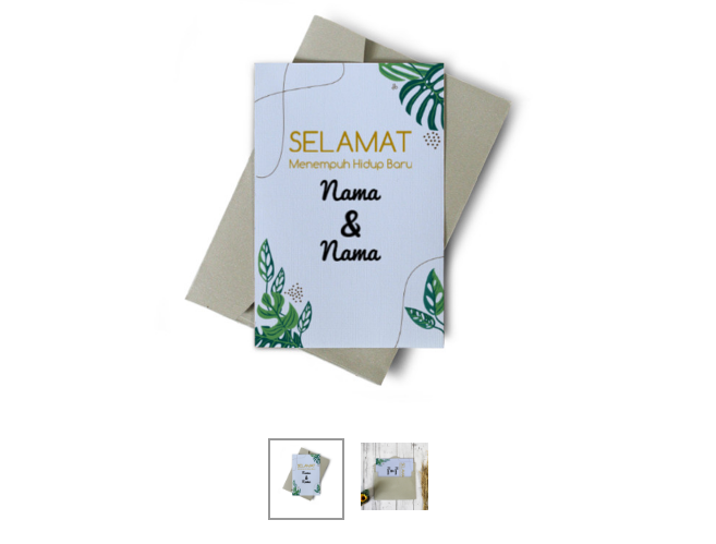 10+ Template Desain Kartu Ucapan Premium, Sudah Siap Cetak!